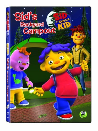 Sid's Backyard Camp Out Sid The Science Kid Nr
