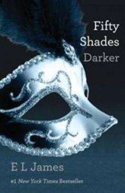 E. L. James Fifty Shades Darker