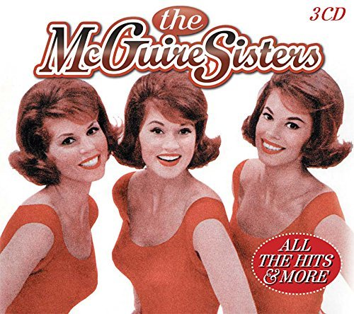 Mcguire Sisters All The Hits & More Import Eu 3 CD