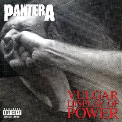Pantera Vulgar Display Of Power Deluxe Explicit Version Deluxe Ed. Incl. DVD