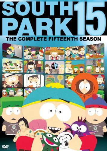 South Park Season 15 DVD Nr