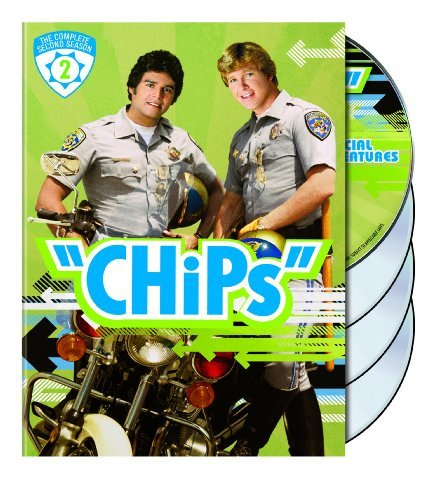 Chips Season 2 Nr 4 DVD