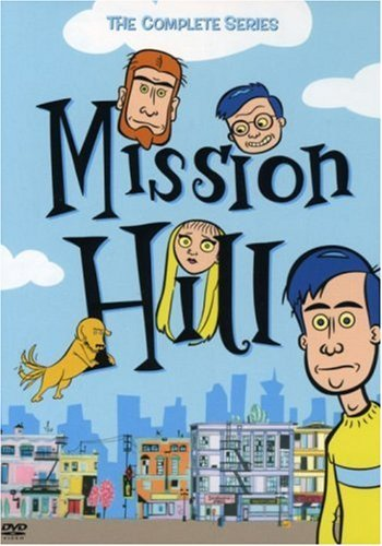 Mission Hill Complete Series Mission Hill Nr 2 DVD