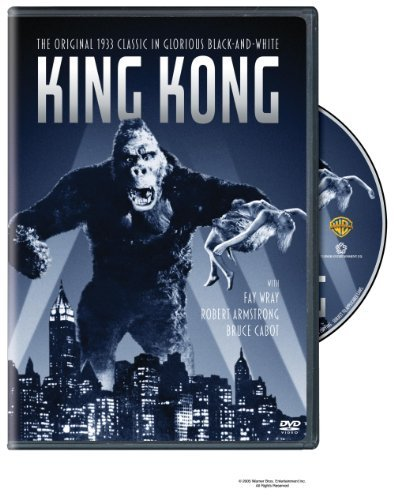 King Kong Cabot Wray Armstrong Bw Nr