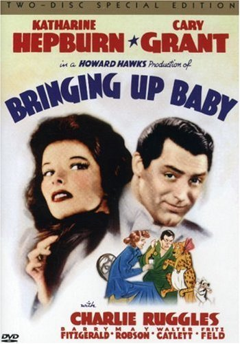 Bringing Up Baby Grant Hepburn Bw Nr 2 DVD Special