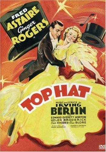 Top Hat Astaire Rodgers Nr