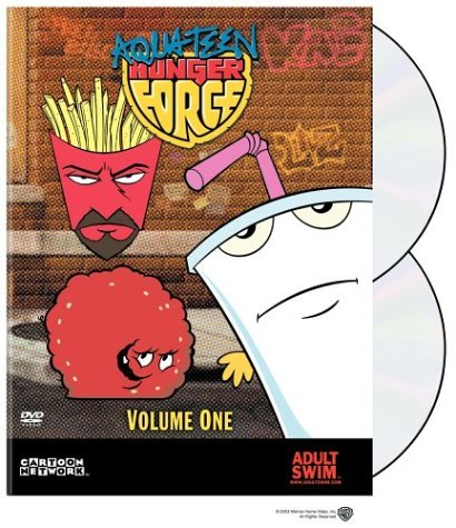 Aqua Teen Hunger Force Aqua Teen Hunger Force Season Nr
