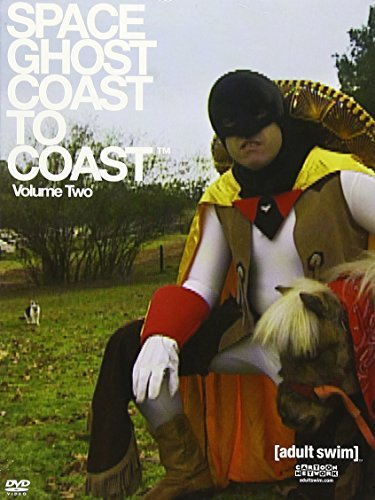 Space Ghost Coast To Coast Space Ghost Coast To Coast Vo Vol. 2 Nr