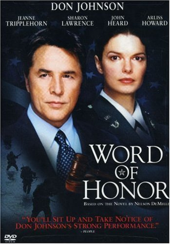 Word Of Honor Lawrence Johnson Tripplehorn Nr