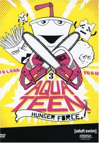 Aqua Teen Hunger Force Vol. 3 Clr Chnr