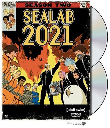 Sealab 2021 Season 2 Sealab 2021 Nr 2 DVD