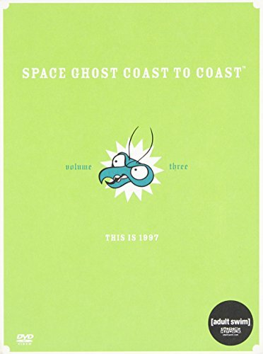 Space Ghost Coast To Coast Vol Space Ghost Coast To Coast Nr 2 DVD