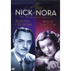 Alias Nick & Nora Powell Loy