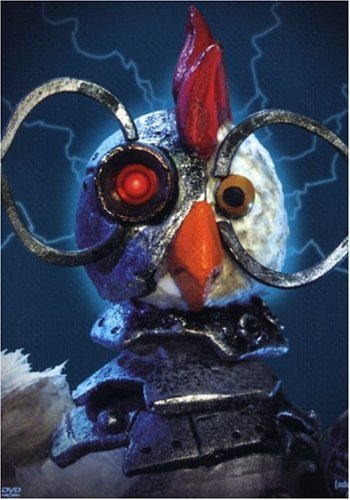 Vol. 1 Robot Chicken Clr Nr 2 DVD