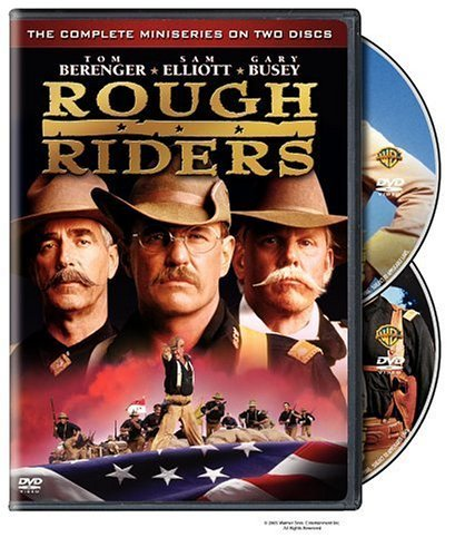 Rough Riders Berenger Elliott Busey Johnson Nr 2 DVD