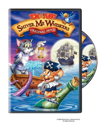Shiver Me Whiskers Tom & Jerry Nr