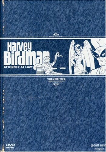 Harvey Birdman Attorney At Law Vol. 2 Vol. 2