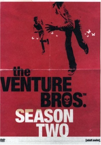 Venture Bros. Season 2 DVD Nr