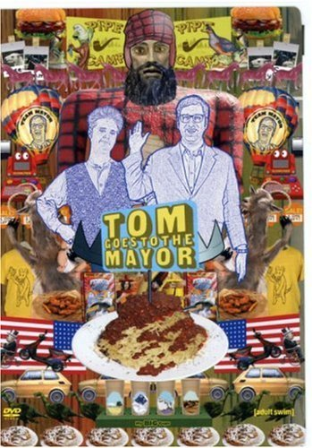 Tom Goes To The Mayor Tom Goes To The Mayor Vol. 1 Vol. 1 2 Nr 3 DVD