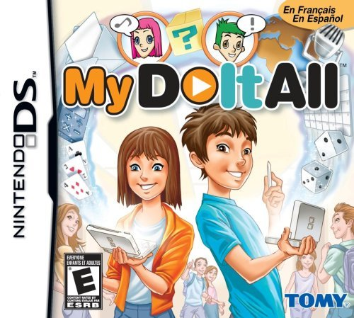 Nintendo Ds My Do It All