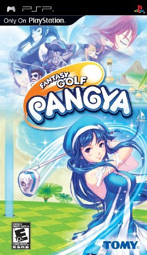Psp Pangya Fantasy Golf Tomy Corporation