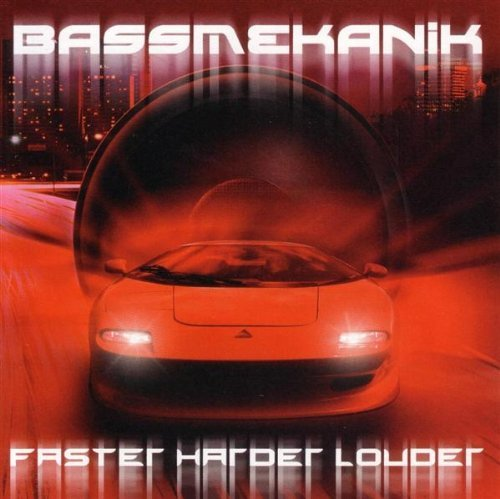 Bass Mekanik Faster Harder Louder Incl. Bonus DVD
