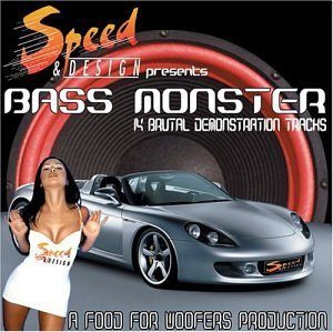 Bass Monster Vol. 1 Bass Monster Bass Monster