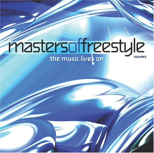Masters Of Freestyle Vol. 5 Masters Of Freestyle Cover Girls Latin Rascals Cori Masters Of Freestyle