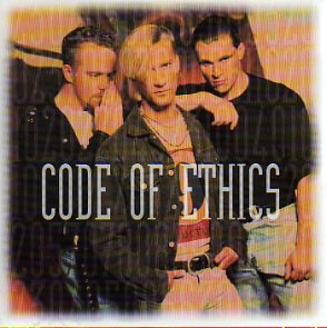 Code Of Ethics Code Of Ethics