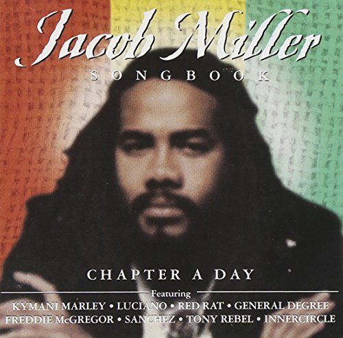 Jacob Miller Chapter A Day 2 CD