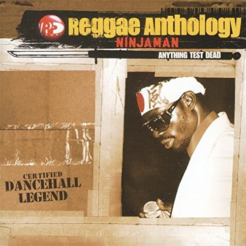 Ninjaman Reggae Anthology Anything Tes 2 CD
