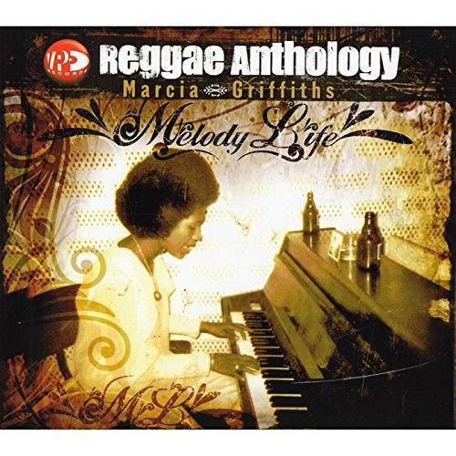 Marcia Griffiths Melody Life Reggae Anthology 2 CD