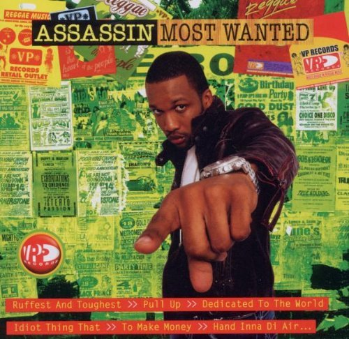 Assassin Most Wanted