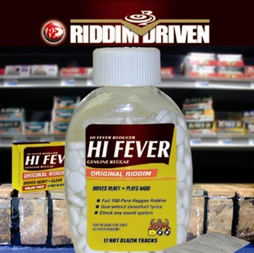 Riddim Driven Hi Fever Sizzla Bounty Killer Mr.Lexx Riddim Driven