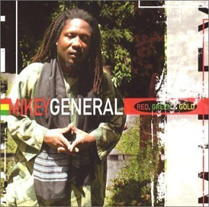 Mikey General Red Green & Gold Incl. Bonus Tracks