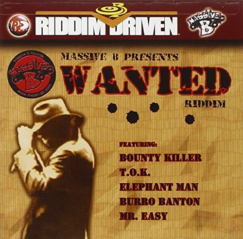 Riddim Driven Wanted Bounty Killer Sizzla Assassin Riddim Driven