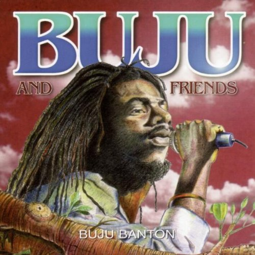 Buju Banton Buju & Friends 2 CD