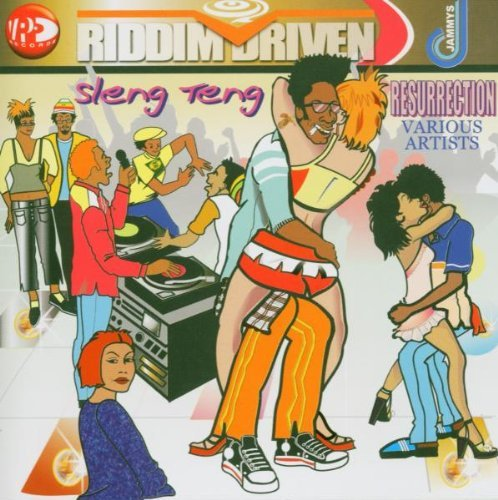 Riddim Driven Sleng Teng Resurection Bounty Killer Luciano Sizzla Riddim Driven