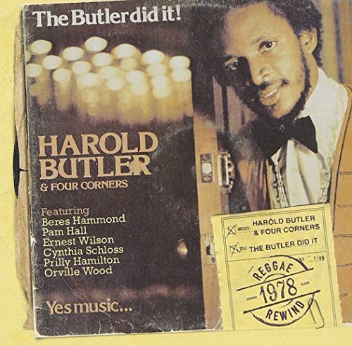 Harold Butler Butler Did It