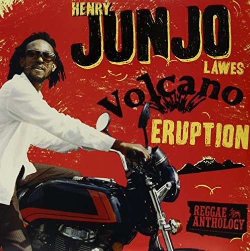 Henry 'junjo' Lawes Volcano Eruption Reggae Anthol 2 Lp