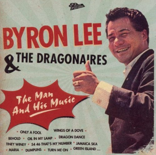 Byron & Dragonaires Lee Man & His Music 2 CD