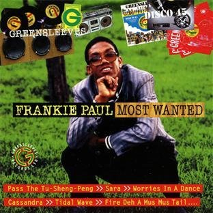 Frankie Paul Most Wanted