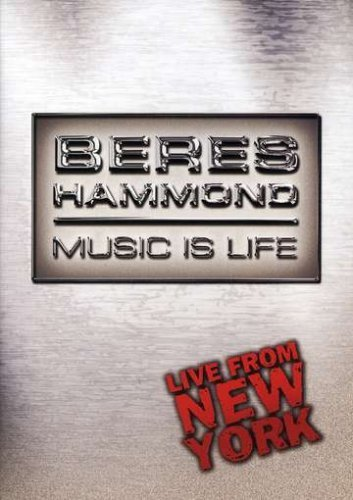 Beres Hammond Live From New York