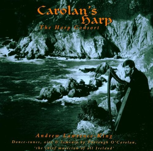 Andrew Lawrence King Carolan's Harp CD R