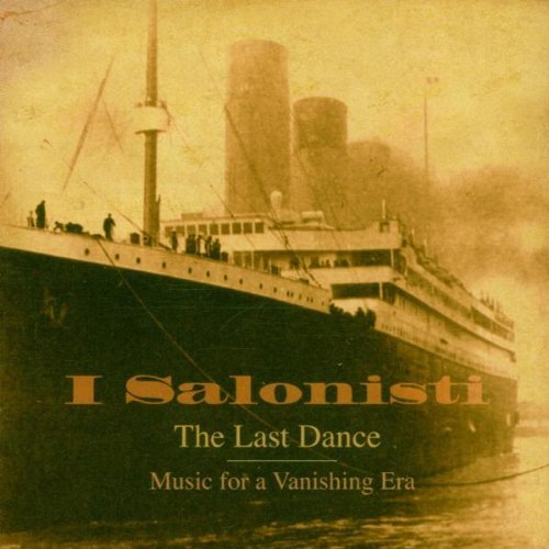 I Salonisti Last Dance CD R