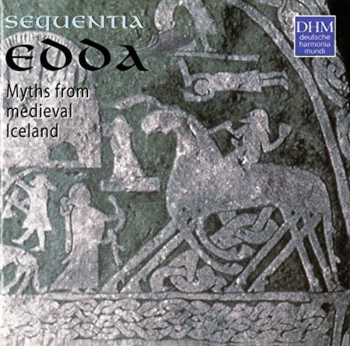 Sequentia Edda An Icelandic Saga Myths F Hdcd Sequentia