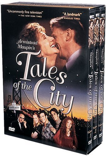 Tales Of The City Dukakis Moffat Linney D'amico Clr Nr 3 DVD
