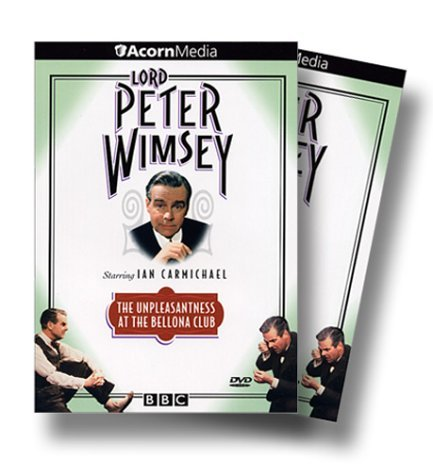 Lord Peter Wimsey Unpleasantness At The Bellona Clr Nr 2 DVD