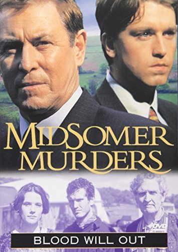 Blood Will Out Midsomer Murders Clr Nr