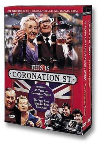 This Is Coronation Street Complete Series Clr Bw Nr 2 DVD